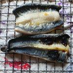 保立川魚店 - うなぎの白焼き
