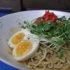 創 - 料理写真:一番人気の冷しタンタン麺  650円