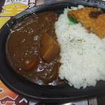 大石屋サトー - カレーライス284円+税