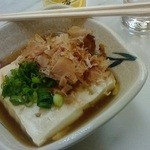 49153632 - 160302広島 源蔵本店 湯豆腐250円