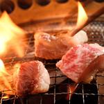 近江牛 一頭買い 焼肉 上杉 - 料理写真: