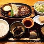 Onzoushikiyoyasutei - ハンバーグ