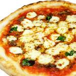 センプレ ピッツァ - アンチョビトマト