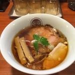 49158869 - 鶏醤油らぁ麺