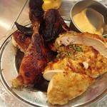 墨国回転鶏料理 -