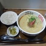 49159724 - 姫坦々麺ご飯セット1,080円