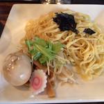 49160101 - くん玉つけ麺  麺