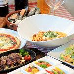 かもめのパスタ - 料理写真:
