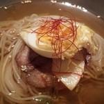 焼肉 虎龍 - 2016.3月 冷麺