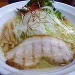 麺厨房 武蔵 - 料理写真:塩ラーメン