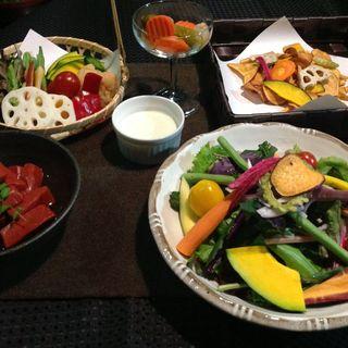 滋賀の野菜にこだわってます!!