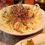 ごはんやブランチ - 野菜サラダ
