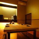 ごはん居酒屋 ばんげ - 2名様からご利用可能な2F個室席!