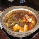 やさい畑 - 料理写真:ダシがゴクゴク飲めるほど美味!お鍋です