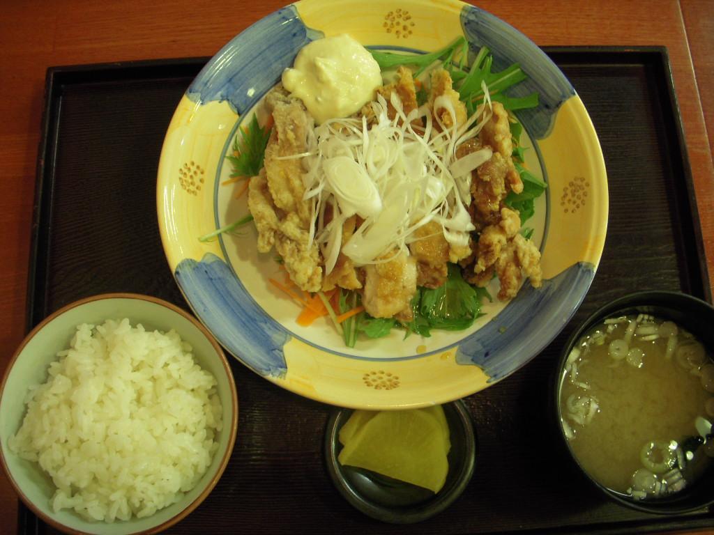 定食屋 ふか河 札幌駅北口店