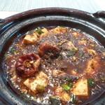 中國菜 心香 - マーボー豆腐アップ