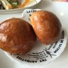 シェ・ママン ルクプルカフェ - 料理写真:パスタランチ パン 二人分