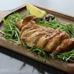 串道楽 潤 - とりフィレ肉のグリル