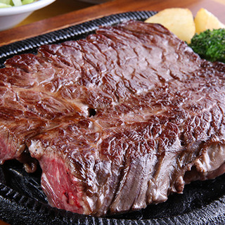 BIG山ステーキ単品(400g)¥2,690税込み