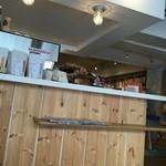 ウィークエンダーズコーヒー オール ライト - カウンター(^∇^)