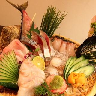 本物の魚の美味しさを・・・