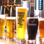 Publion - 樽生ビール9tap 人気のPunk IPAも!