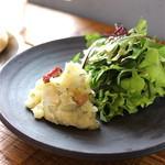 サンクパン - ポテトサラダ