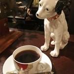 49178000 - コーヒー ビ☆ターの犬と共に