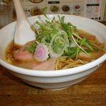 麺屋 信成 - 熟成醤油麺 700円
