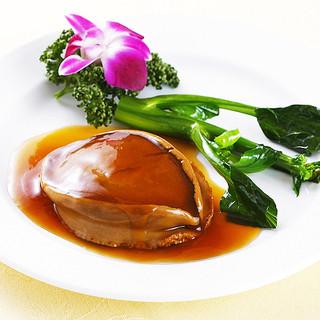 贅沢なディナーに…椰林コース料理