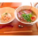 麺屋シマフクロウ -