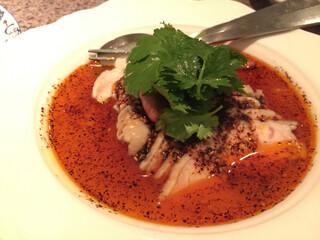 中国四川料理 梅香 - よだれ鶏