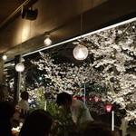 グローブカフェ - ☆カウンター席からの眺めも素敵(*^。^*)☆
