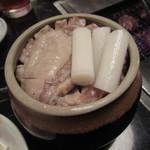 焼肉ハウス三味亭 - 壷漬けカルビ  1290円