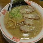 東京とんこつ とんとら 新座店 - 料理写真:正油ちゃーしゅーめん