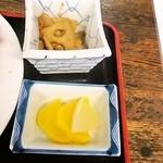 にこり - 漬物 小鉢