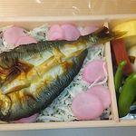 49188916 - 琵琶湖の鮎 氷魚ごはんと一夜干し