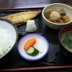 49189964 - 焼き魚定食  サバ