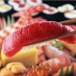 鮨の増田屋 - 料理写真: