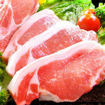 サムギョプサルの生命線であるお肉「千葉県産ブランド三元豚」