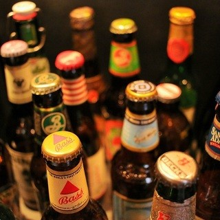 世界を味わえるインポートビール