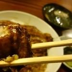 加奈井 - トロトロな鰻