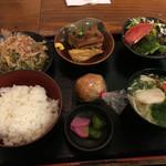 遊食家 ゆがふ - ゆがふ定食@1,000円