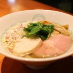 麺屋 六感堂 - しお蕎麦