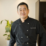 レストラン カズ - シェフ篠原和夫