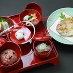 菊春 - お食い初め