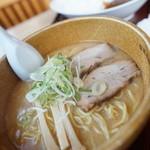 平成軒 - 料理写真:平成軒セット(味噌、カレー