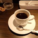 ドイツ酒場 ミュンヘン - 食後のコーヒー