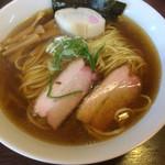 49200298 - 煮干し醤油  鶏油バージョン500円