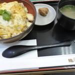 鶏三和 - 親子丼名古屋コーチン@1,167